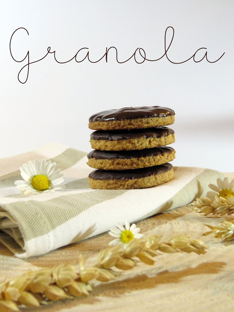 Biscuits Granola