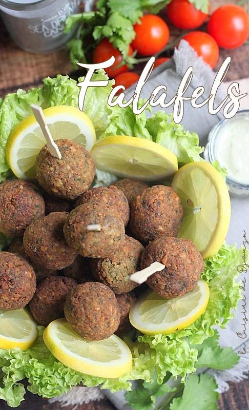 Falafels maison aux feves facile